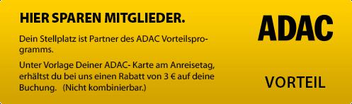 Parken Tegel ADAC Rabatt